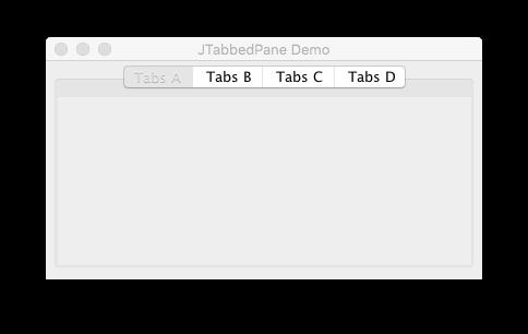 JTabbedPane Disable Enable Tab