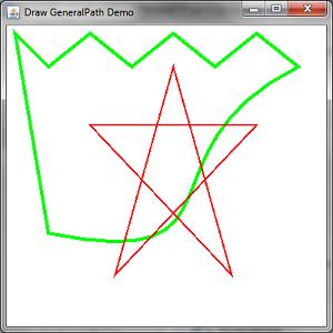 Draw General Path