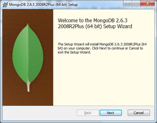 Welcome to MongoDB Setup