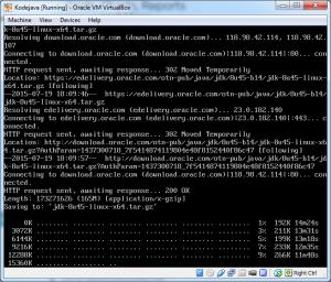 apt-get install oracle-java8-installer